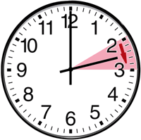 2 am forward clock