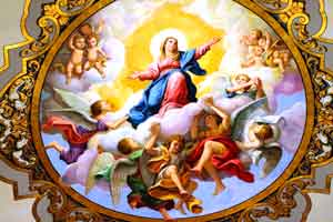 Assumption of Mary - Ferragosto