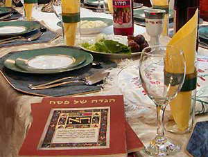 First day of Passover
