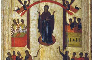 Synaxis of the Mother of God 2015
