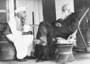 Birthday of Rabindranath
