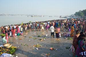 Chhat Puja 2019 - India