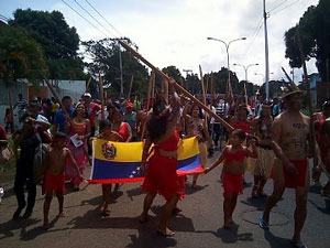 Indigenous Resistances Day