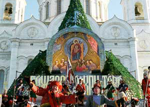 Russian Christmas For 2020 Orthodox Christmas Day 2021   Russia