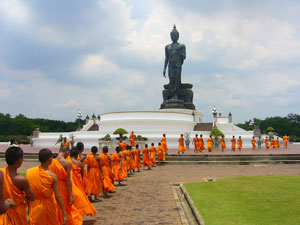 Buddhist Lent Day