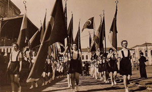 Commemoration of Ataturk Youth Sports Day